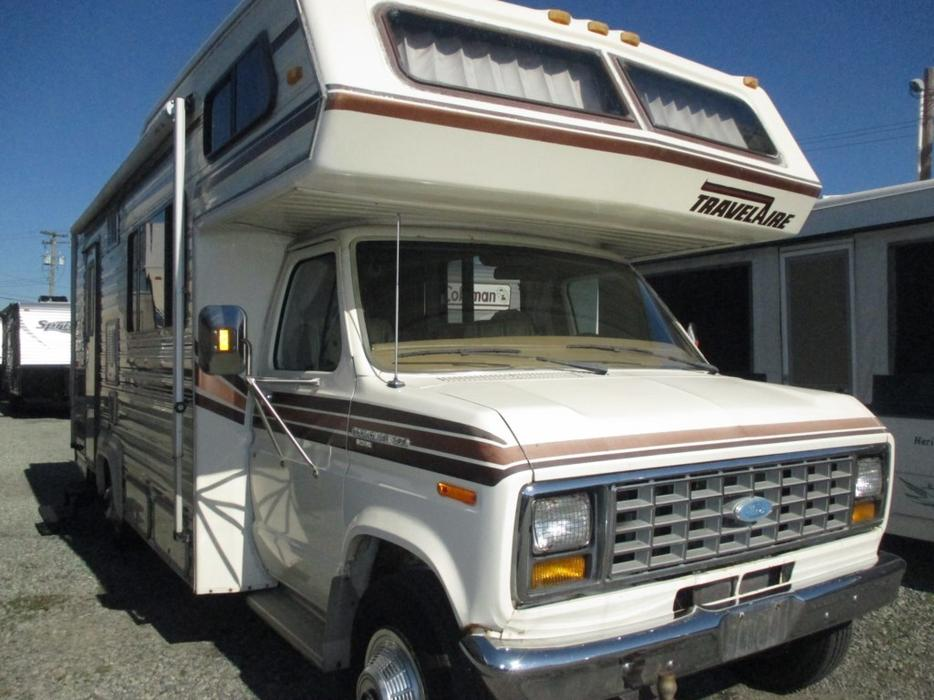 1985 Travelaire 24 Ft Arbutus Rv In Sidney Sold It North