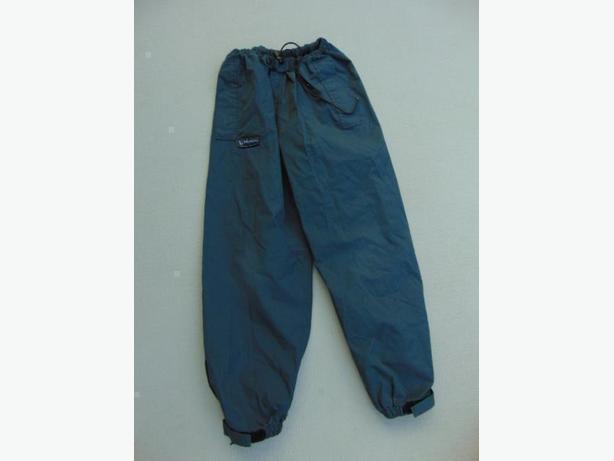 Rain Gear Children's Size 8-10 Wetskins  Rain Pants