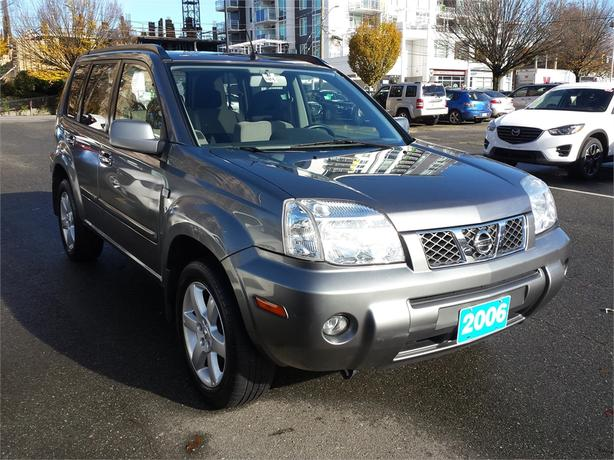 2006 nissan x trail xe bonavista awd victoria city victoria mobile. Black Bedroom Furniture Sets. Home Design Ideas