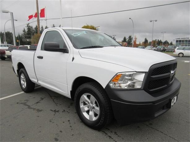 2015 Ram 1500 ST Low Kilometers Warranty