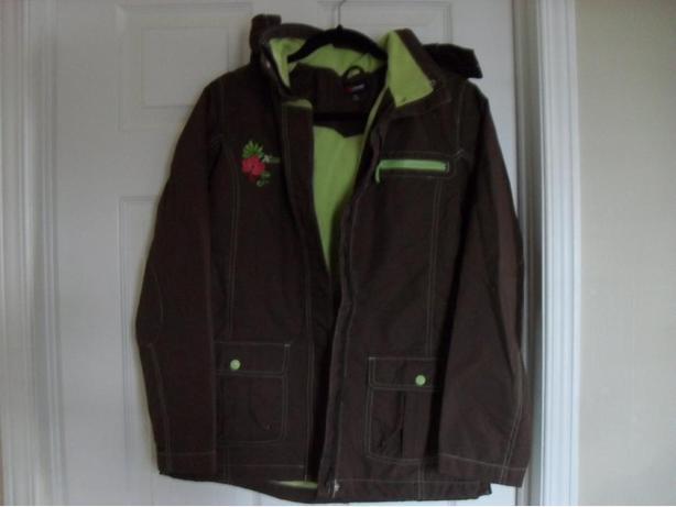 Beautiful Girls Spring Jacket - LIKE NEW - Size 14/16