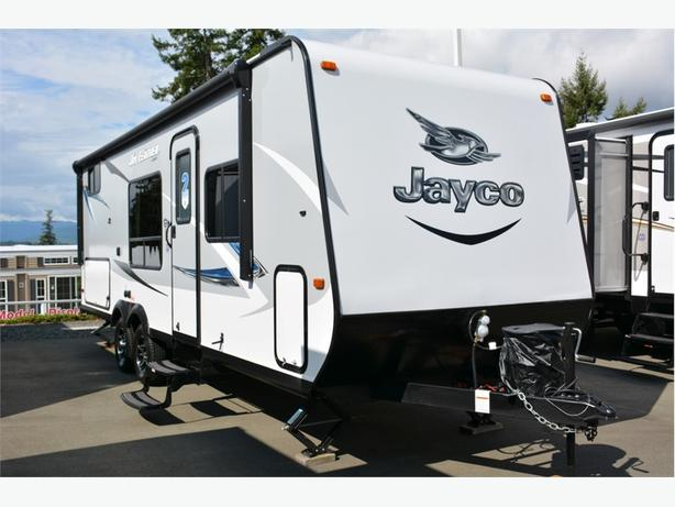 2017 Jayco Jay Feather 22 BHM