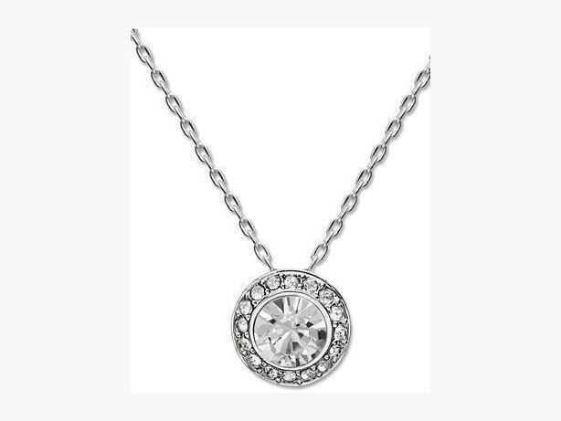 Original Swarovski Angelic Collection Necklace Crystal Pendant