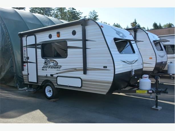 2017 Jayco Jay Flight SLX 145RB