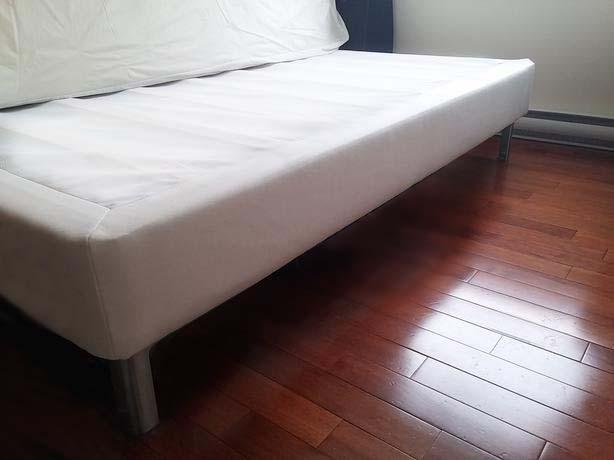 Mattress base/foundation: full size