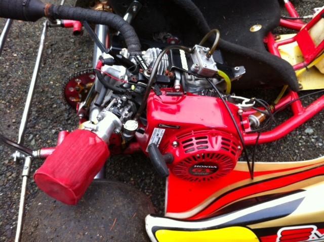 Racing go kart malahat including shawnigan lake mill for Go kart montreal exterieur