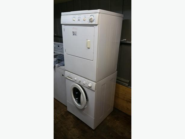 Frigidaire Gallery Stacking Or Side By Side Washer Dryer