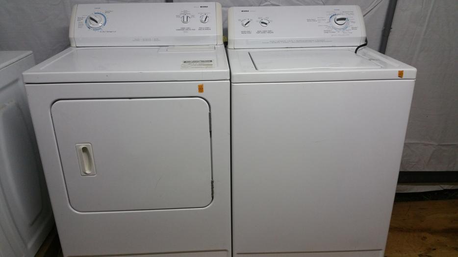 Kenmore Heavy Duty Direct Drive Washer Dryer Set Saanich