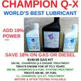 SAVE 18% ON GAS DIESEL AND HEATING OIL