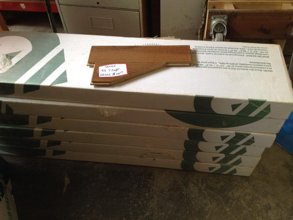 Oak hardwood flooring central saanich victoria for Hardwood flooring york region