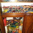 30 year collection of Hotwheels. including over 400 redlines. over 10000 cars