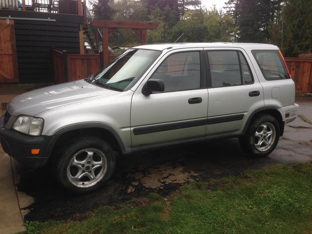 1997 - Honda CRV