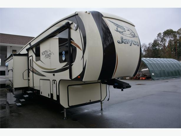 2016 Jayco Pinnacle 311RKTS