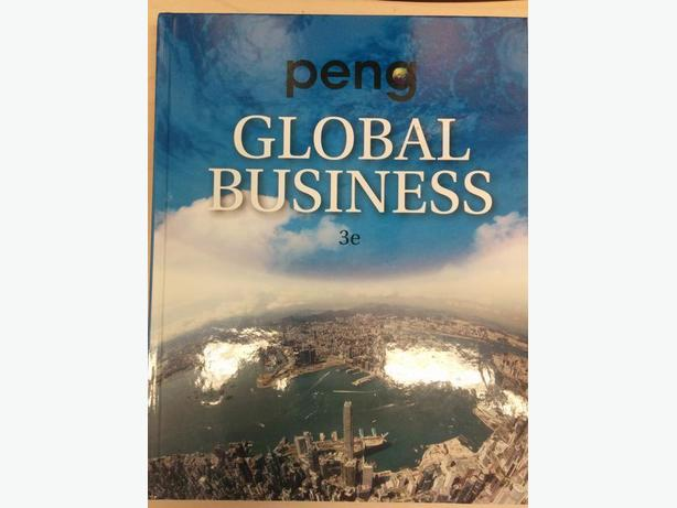 Global Business 3e - Peng