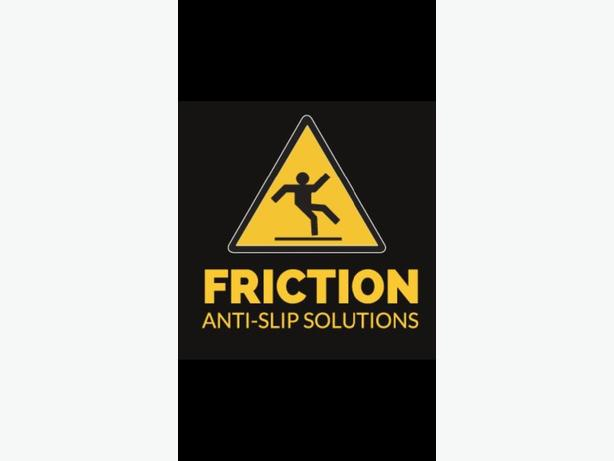 FRICTION Anti-Slip Solutions