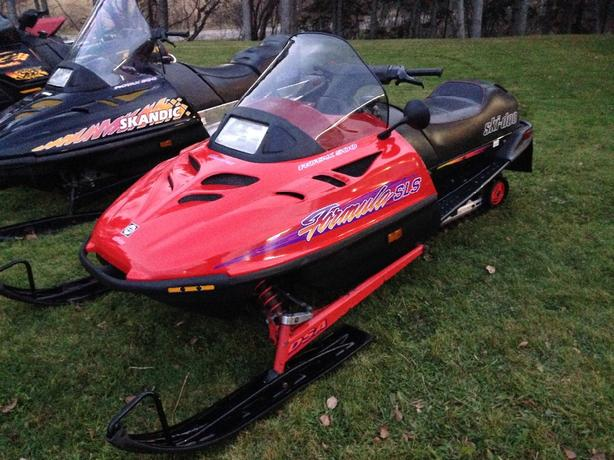 USED 1996  SKI-DOO Formula SLS 500 Liquid Serviced
