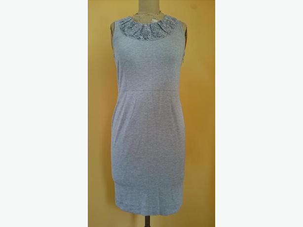 Banana Republic Rayon Jersey Sheath Dress Size 6