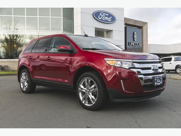 2014 Ford Edge Sel Awd Victoria City Victoria Mobile