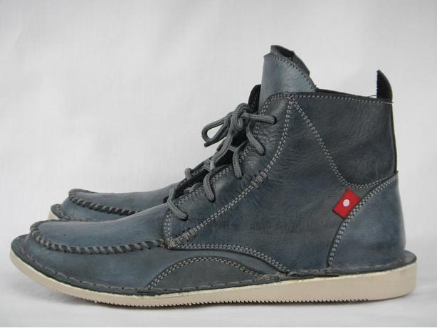 3c38cc0b5cca NEW Oliberte Dark Grey Toria Chukka Boot - Fair Trade Footwear South ...