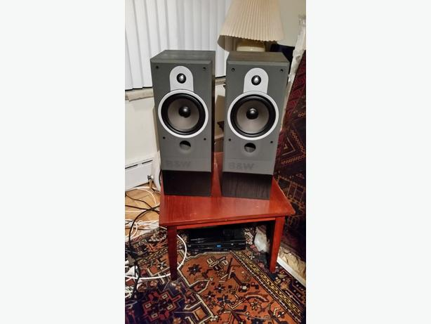 B&W  DM570 SPEAKERS