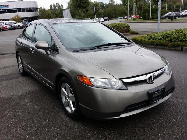 2008 Honda Civic Sport