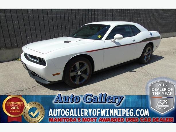2014 Dodge Challenger Redline *HEMI/Lthr*