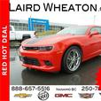 2015 Chevrolet Camaro SS w/ Rally Sport Packageand Back-Up Camera