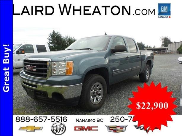 2011 GMC Sierra 1500 SL 4x4 Nevada Edition w/ Bluetooth and Back-Up Camera