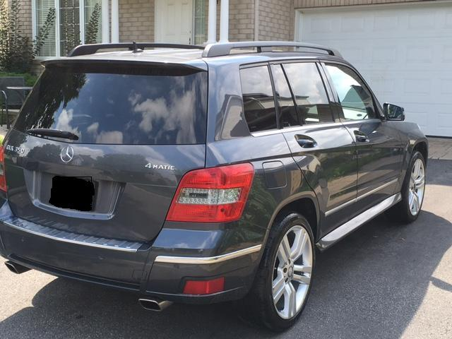 2010 mercedes benz glk class suv crossover orleans ottawa for Mercedes benz crossover suv