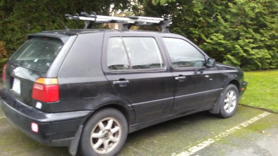 1997 Volkswagen Golf Saanich Victoria