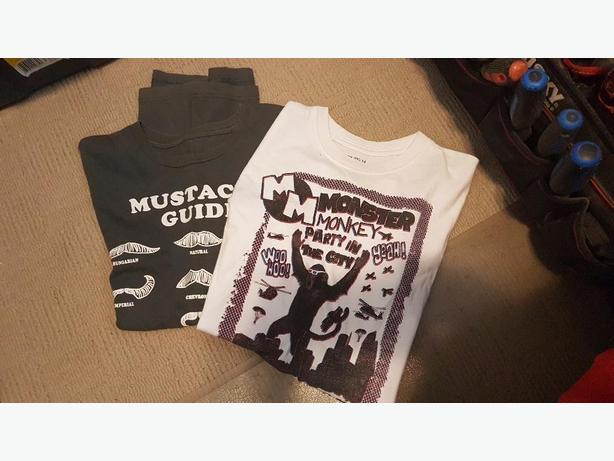 Boys Extra Large T-Shirts