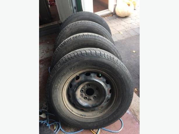 Tires & Rims 235 70 r16