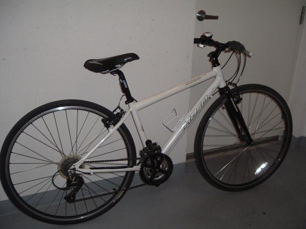Haro Roscoe hybrid bike