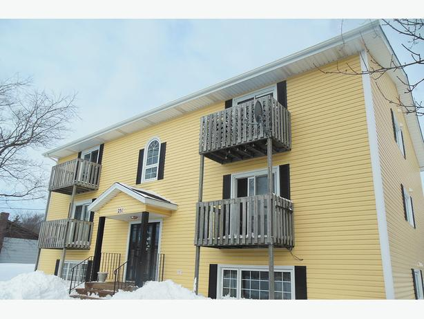 Avail. Dec  Cute  2 bedrooms Charlottetown 251 St. Peters Road Apartments