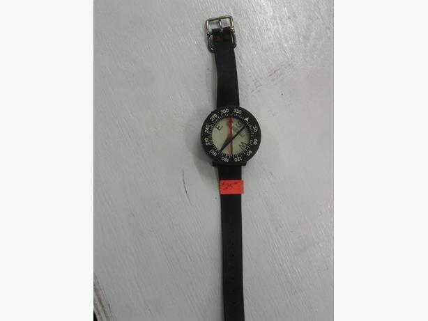 Older Dive Compass