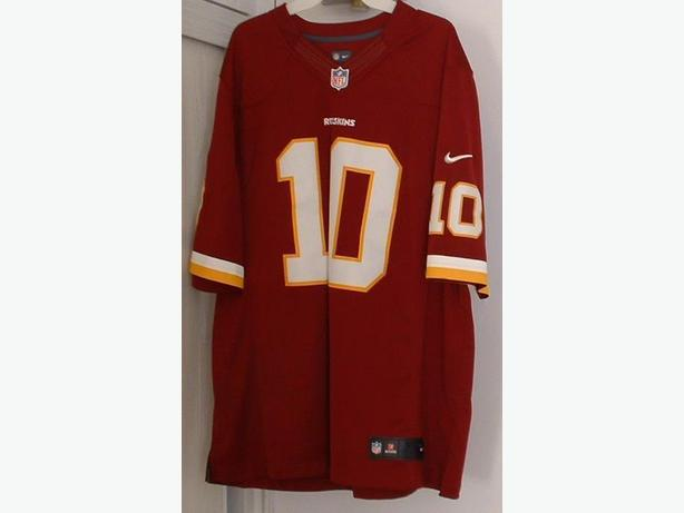 Washington Redskins Robert Griffin III  10 Home Red Jersey Central ... 6c1d5440d