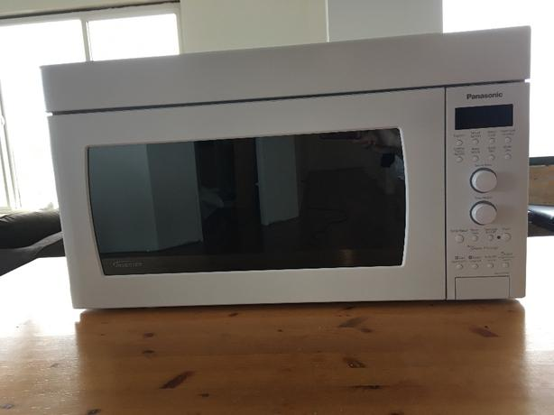 Panasonic over the range microwave with fan victoria city victoria - Red over the range microwave ...