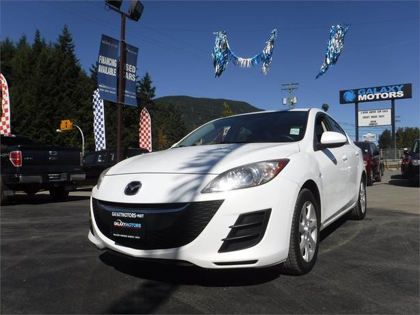 2010 Mazda Mazda3 GX - 5 Spd Manual, Bluetooth, Alloy Wheels