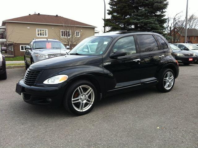 2003 Chrysler Pt Cruiser Turbo Auto Loaded Leather Roof