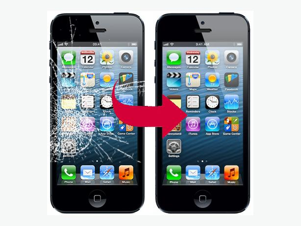 iPhone 5s LCD Repair Fast Vancouver