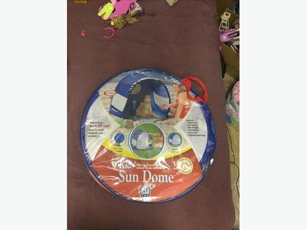 Kids sun dome