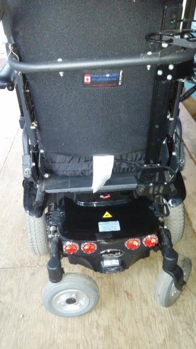 Permobil power wheelchair m300 Central Nanaimo, Nanaimo
