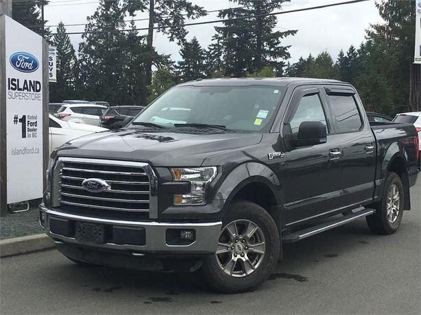 2015 ford f 150 xlt fx4 xtr 302a v8 supercrew outside nanaimo parksville qualicum beach mobile. Black Bedroom Furniture Sets. Home Design Ideas