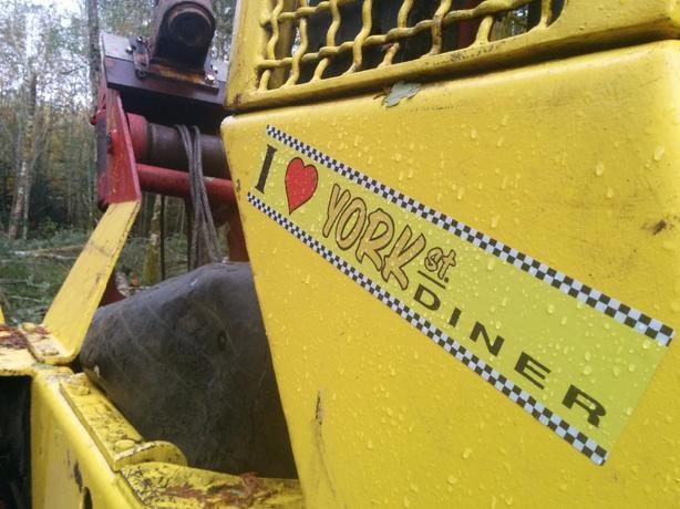 Logging & Tree Service's, Skidder for hire