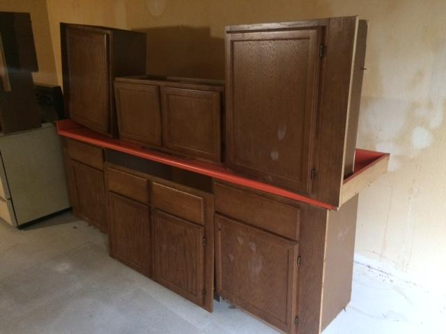 Man Cave Store Mississauga : Free oak cabinets perfect for suite shed man cave shop