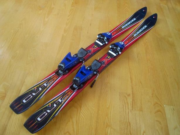 120cm Rossignol CUT Super JR