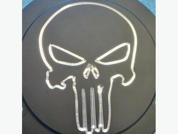 Harley Davidson Custom Derby Covers - Skull series
