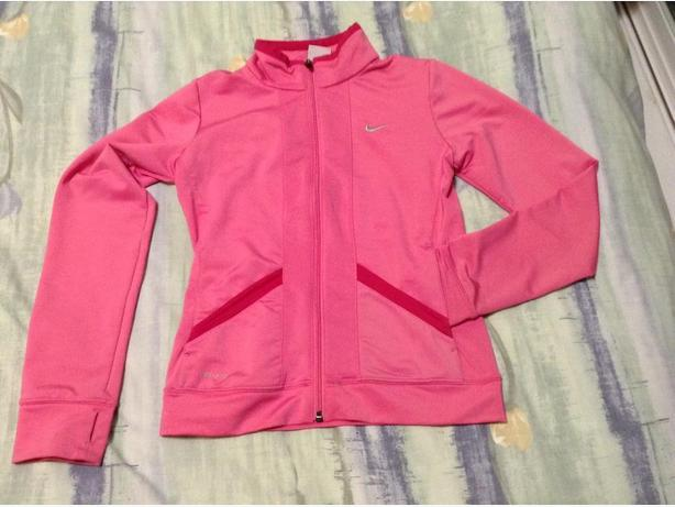 DRY-FIT pink jacket