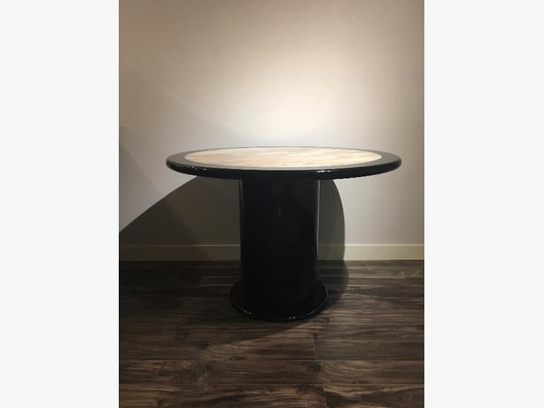 real marble dinning table