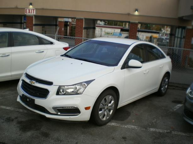 2015 Chevrolet Cruz 1LT